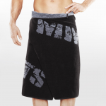 MM Hardcore Shower Towel