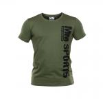 MM Hardcore T-shirt - Army Green V2