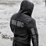 MM Inc Heavy Pile Hoodie Men