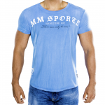 MM Tee Random Men, Blue