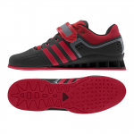 Adidas adiPower Weightlifting, Svart/Rød