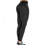 MM Sports Tights, Black/Black