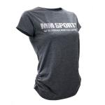 MM Sports Tee Tundra, Dark Greymelange