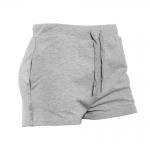 Logo Shorts Aubrey, Greymelange