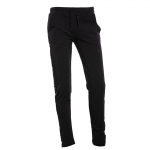 Logo Pants Abigail, Black