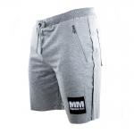 Raw Shorts Ashton, Greymelange