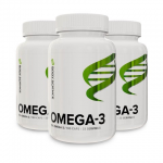 Omega-3 Storpack 300 kapsler