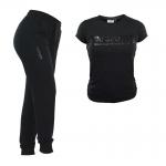 Lounge Wear Set, Black