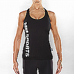 MM Hardcore T-Back Tank Wmn, Black