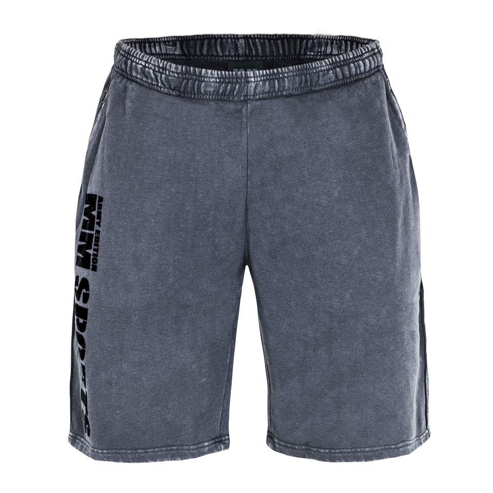 MM W.B.A. Shorts Snow Wash