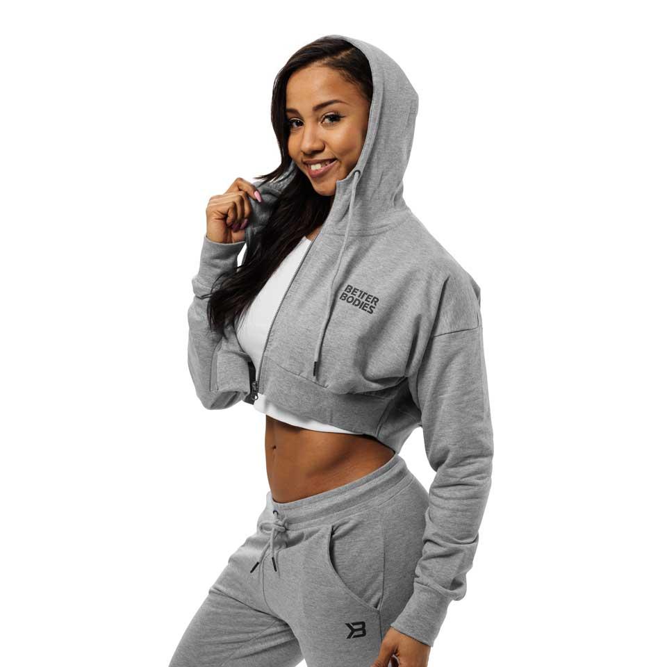 Better Bodies Astoria Cropped Hood
