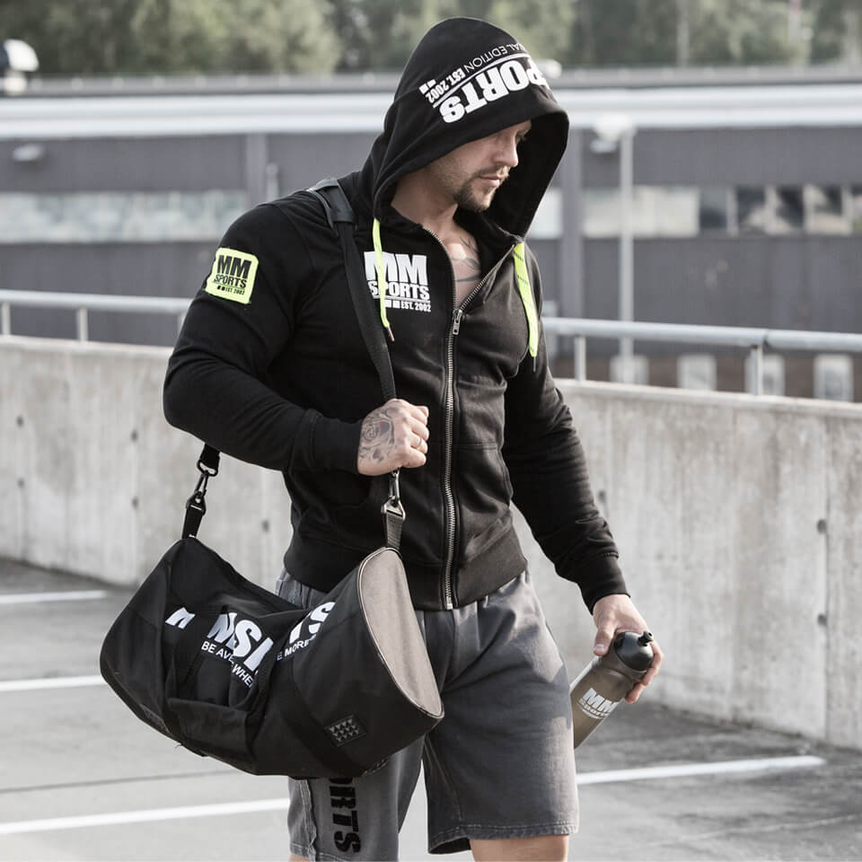 MM Sports Gym Bag