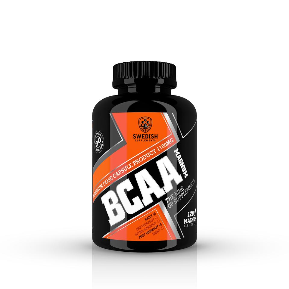 Swedish Supplements BCAA Magnum