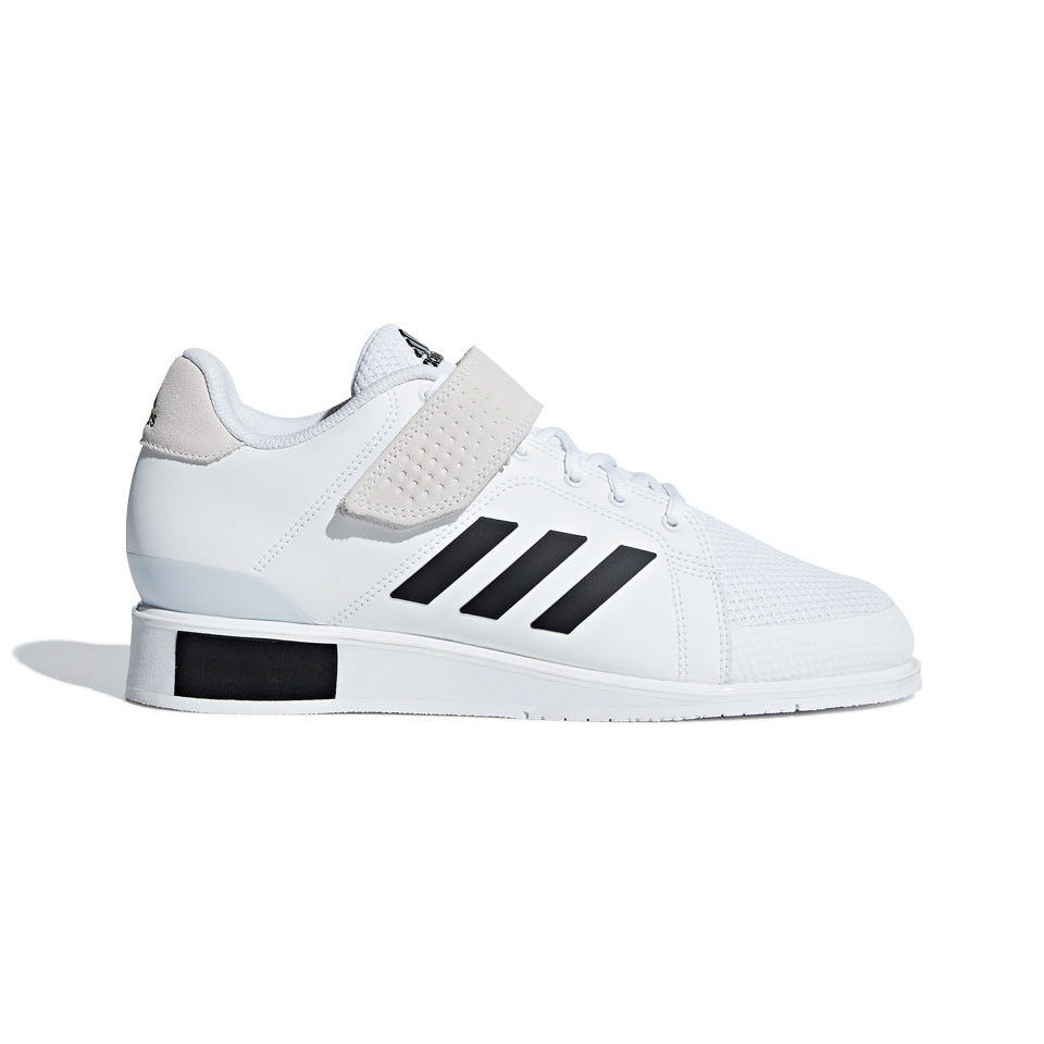 Adidas Power Perfect III, WhiteBlack