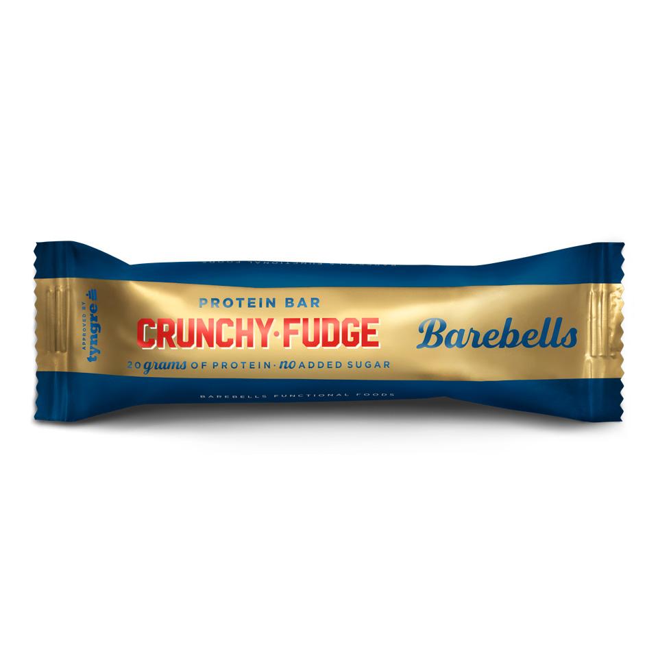 Bilde av Barebells Protein Bar Crunchy Fudge