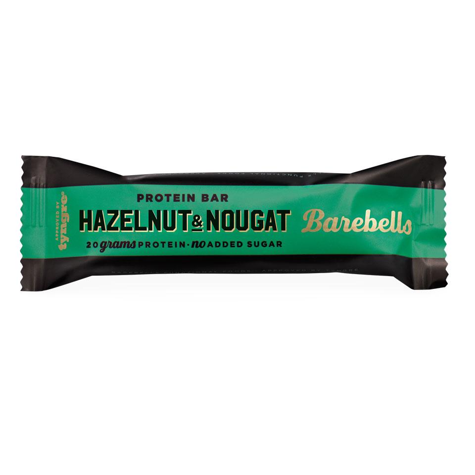 Bilde av Barebells Protein Bar Hazelnut & Nougat