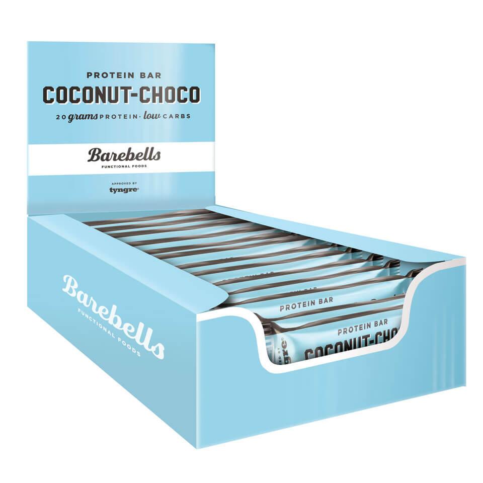 Bilde av Barebells Protein Bar - 12st Hel Låda 12 St Coconut Choco