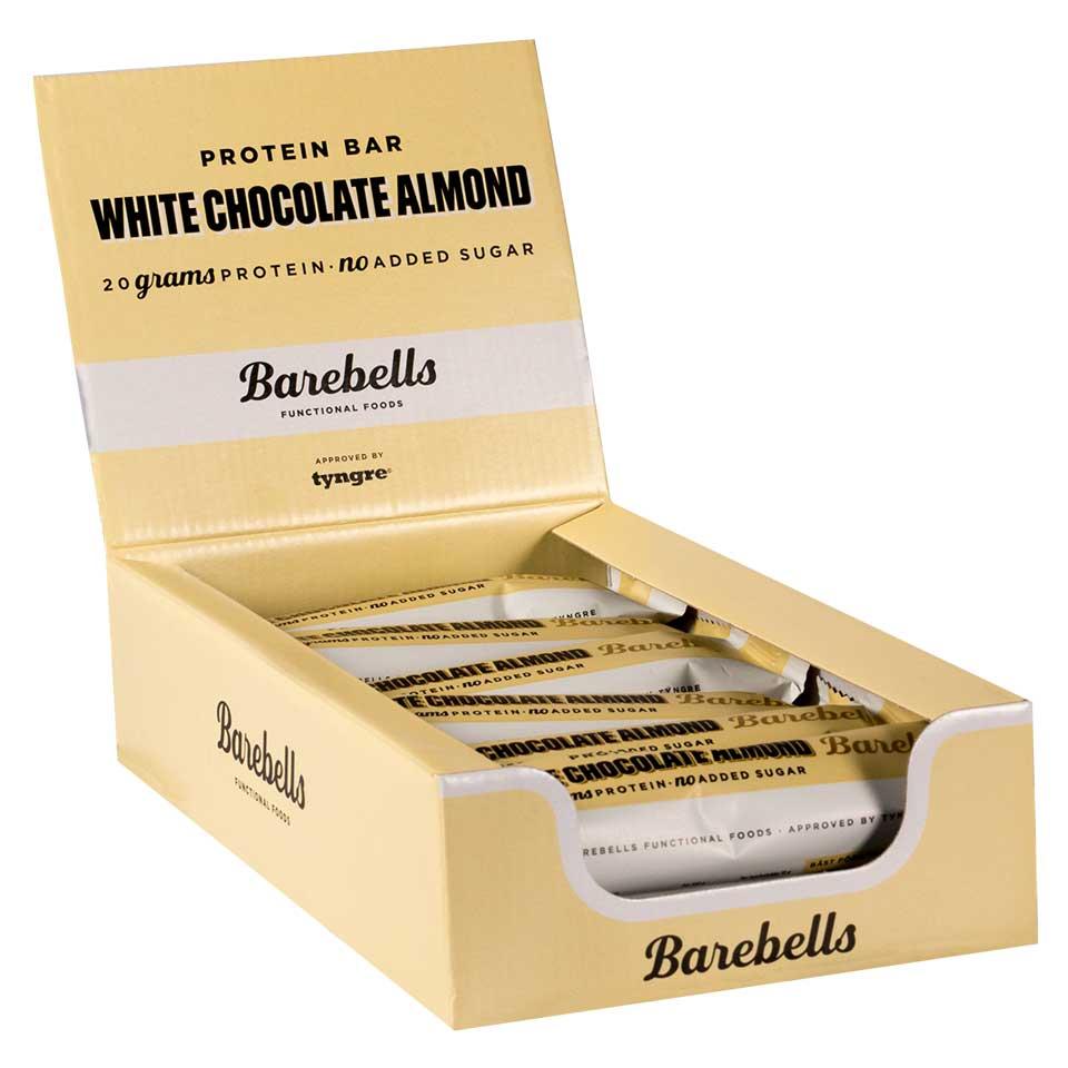 Bilde av Barebells Protein Bar - 12st Hel Låda 12 St White Chocolate Almond