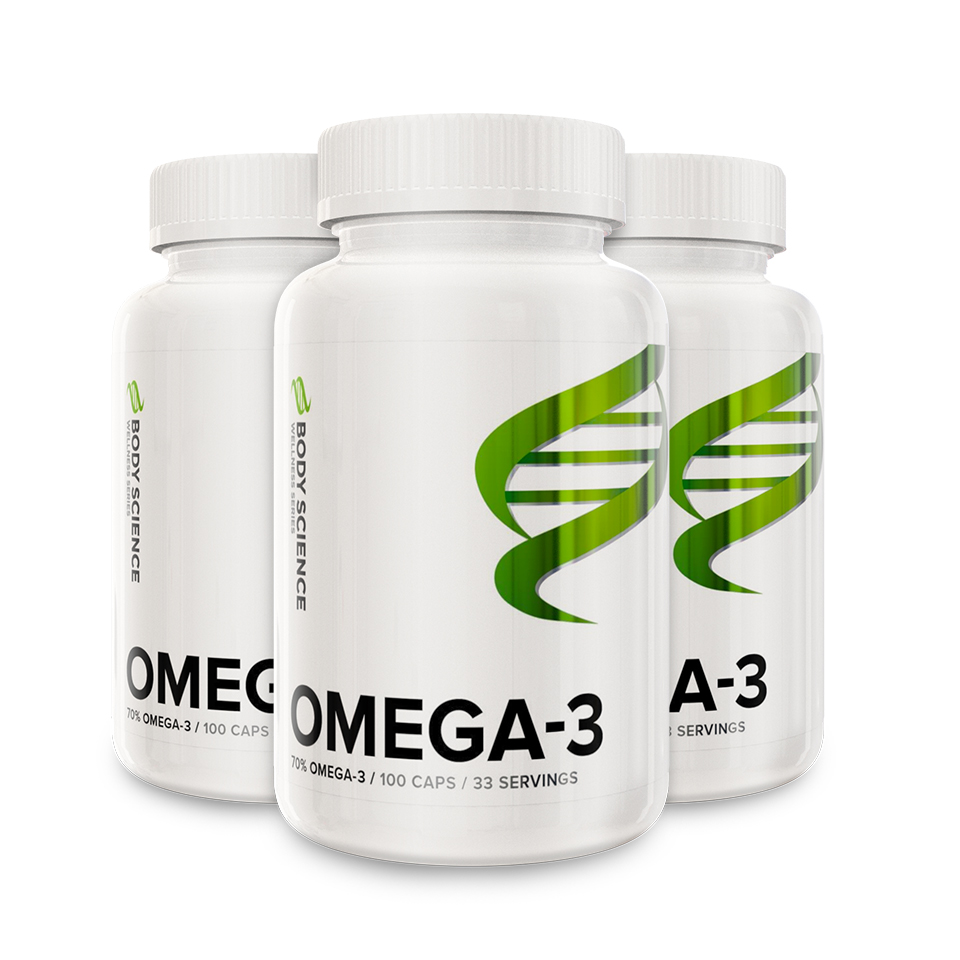 Omega-3 Wellness Series 3 st