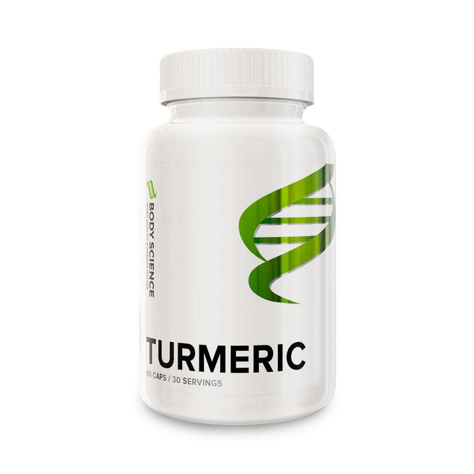 Turmeric (Gurkemeie)