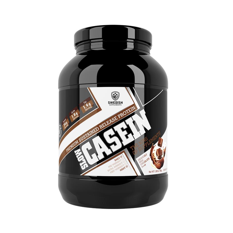 Swedish Supplements Slow Casein