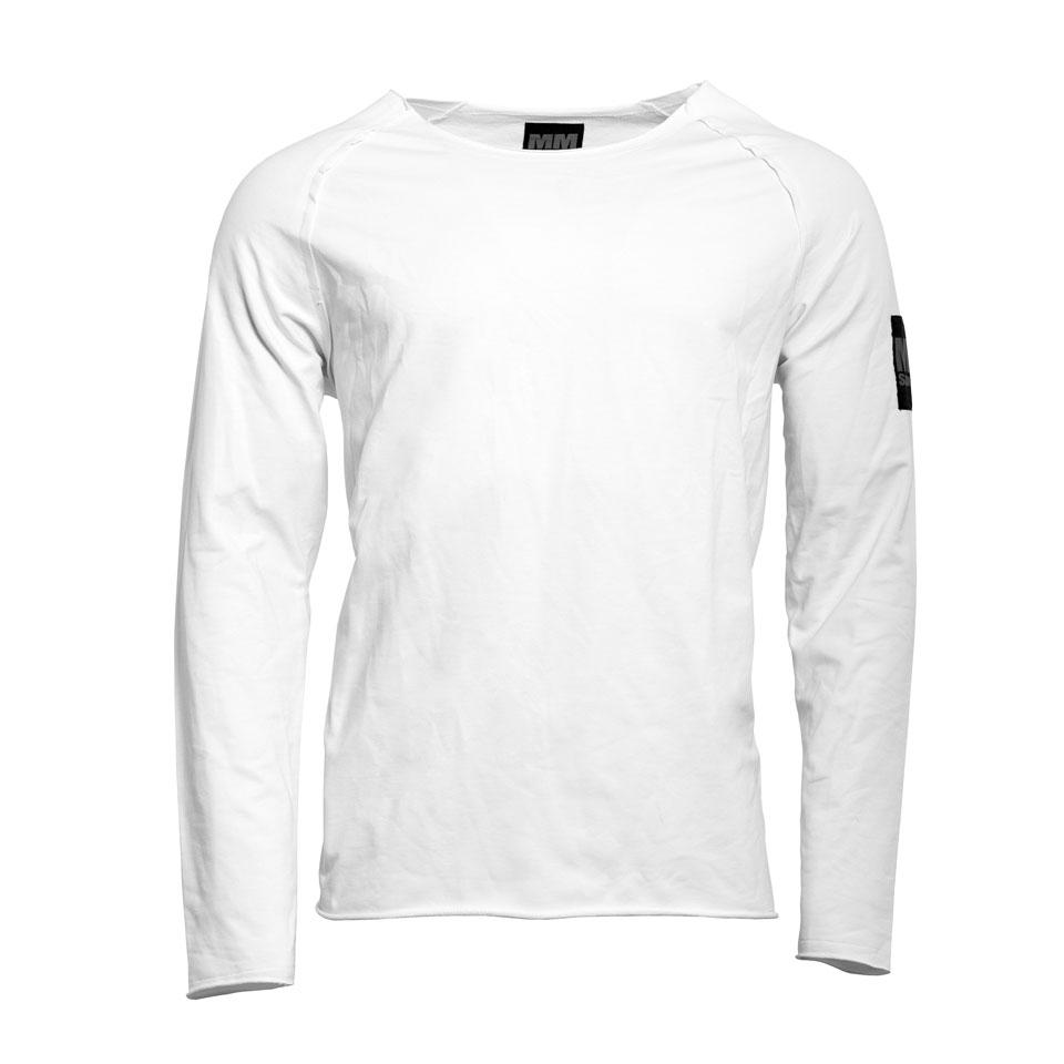 Raw Sweater Asher, White