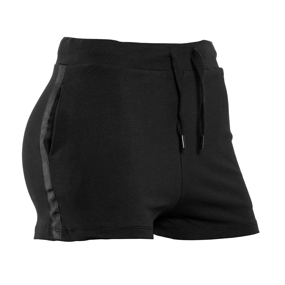 Logo Shorts Aubrey, Black