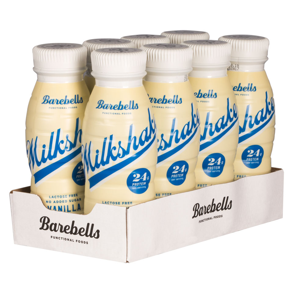 Bilde av 8 St Barebells Milkshake