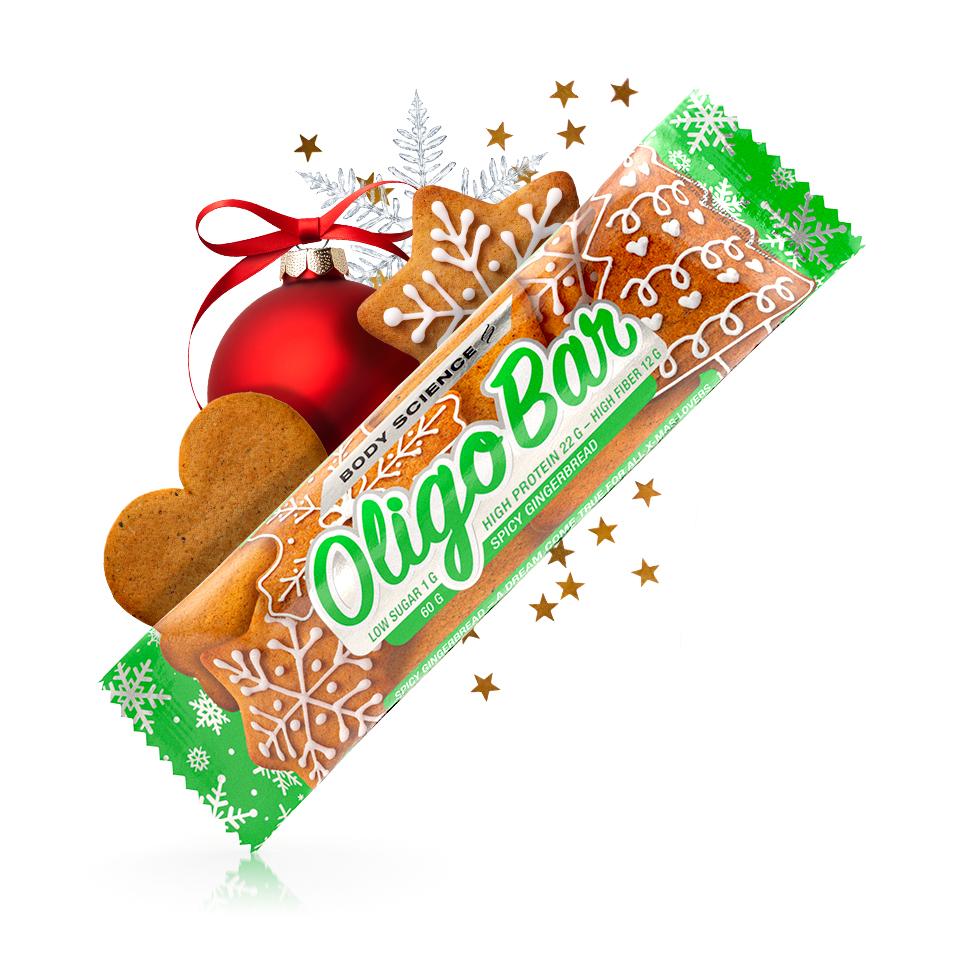 Oligo Bar Christmas Edition