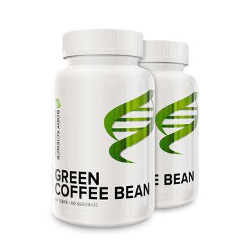 Green Coffee Bean 2 stk