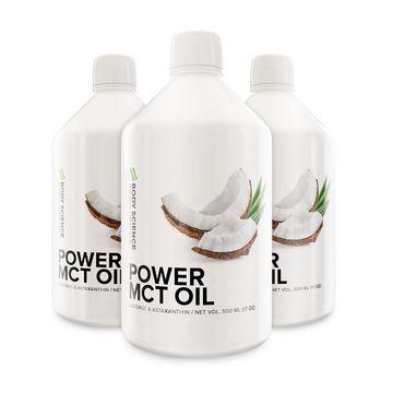 Power MCT Oil 3 st