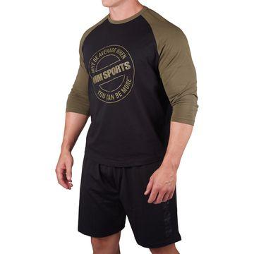 3/4 Gym Sweater, Green