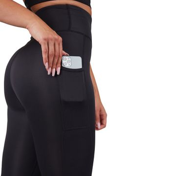 High Waisted Pocket Tights
