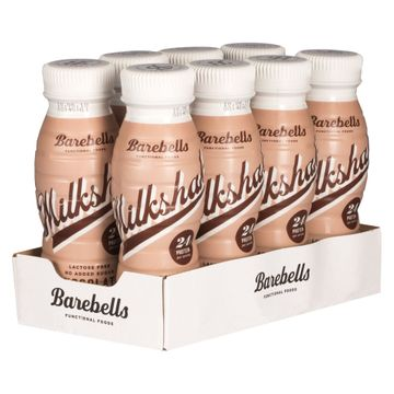8 st Barebells Milkshake