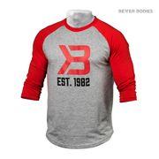 Better Bodies Mens Baseball Tee