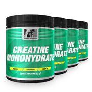 Creatine Monohydrate - 4 st