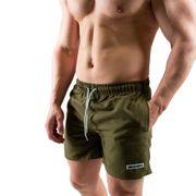 Swim Shorts, Green