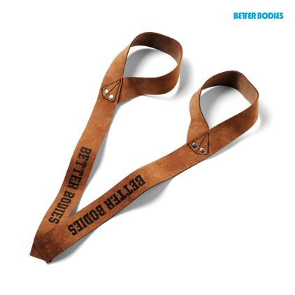 Better Bodies 1,5 in.leather strap