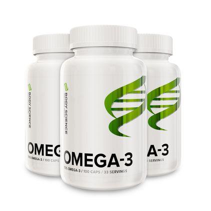 Omega-3 Wellness Series 3 st