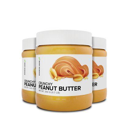 Peanut Butter, 3 stk