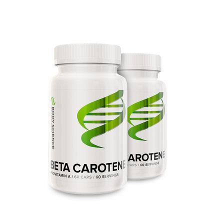 Beta Carotene, 2 st