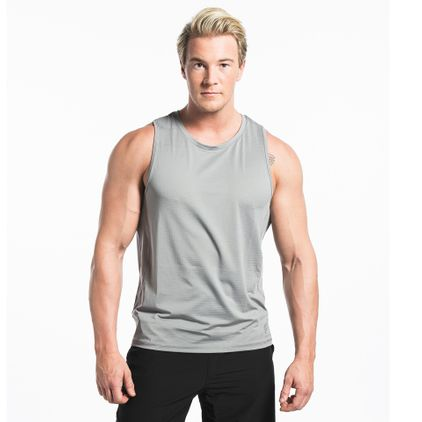 Brian Pro Tank Top, Grey