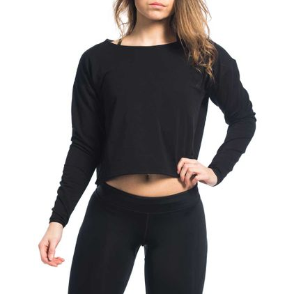 Alicia Cropped Sweater