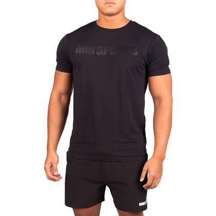 Gym T-shirt Ed, Black