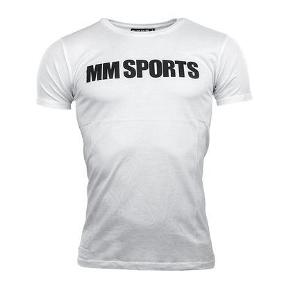 T-shirt Man, White