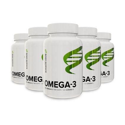 Omega-3 Storpack 500 kapslar