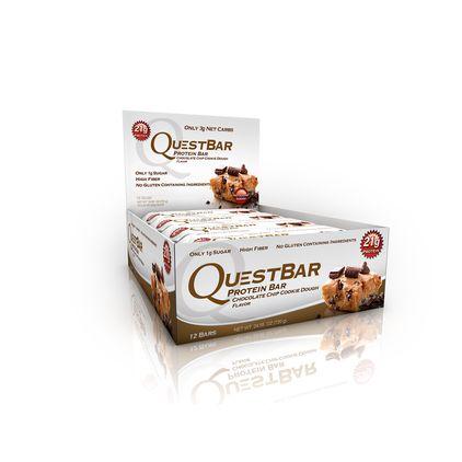 Quest Bars, 12st hel eske
