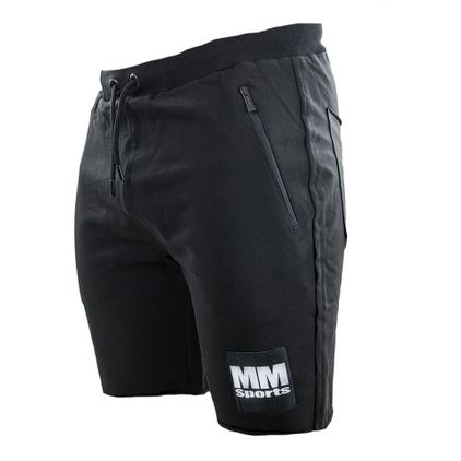 Raw Shorts Ashton, Black