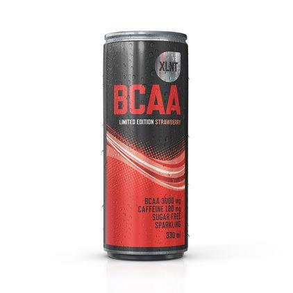 BCAA Energidrikk - Strawberry LTD