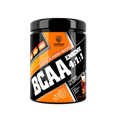 Swedish Supplements BCAA Engine 4:1:1